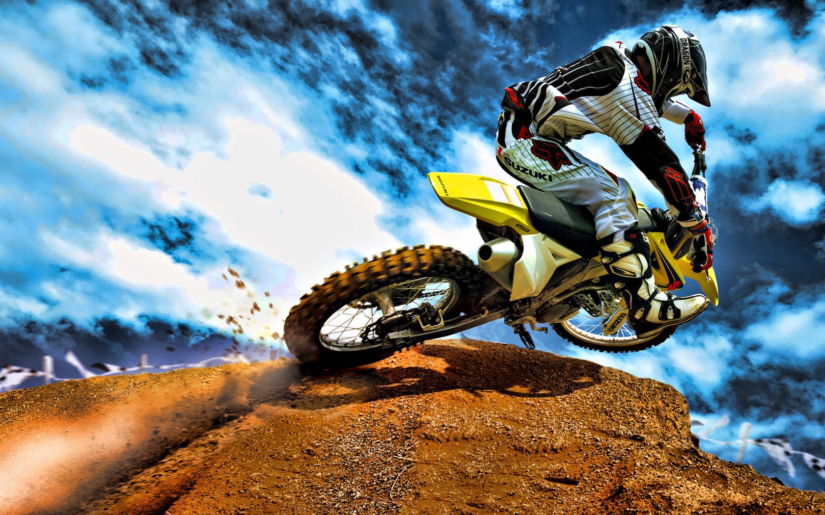 Мотоцикл скорость обои рабочий стол