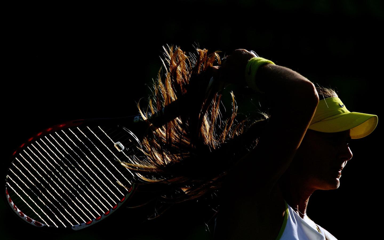 Спорт теннис тенисистка мария